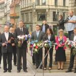 S představiteli města a kraje