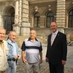 S libereckými rodáky a pamětníky okupace vojsky Varšavské smlouvy