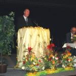 Projev Petra Skokana u příležitosti Dne vody v Teplicích