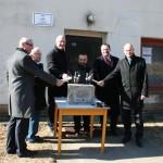 Projev Petra Skokana u příležitosti slavnostního zahájení rekonstrukce ČOV v Hradčanech u Mimoně